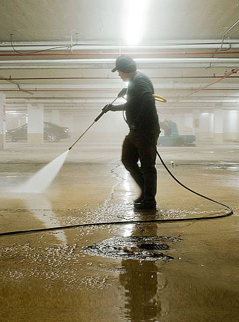 Limpieza de garajes_