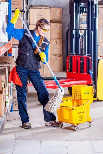 limpiezas industriales