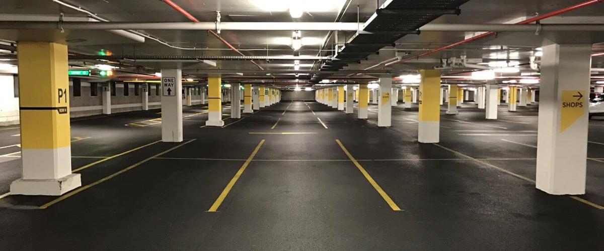 limpieza de garages