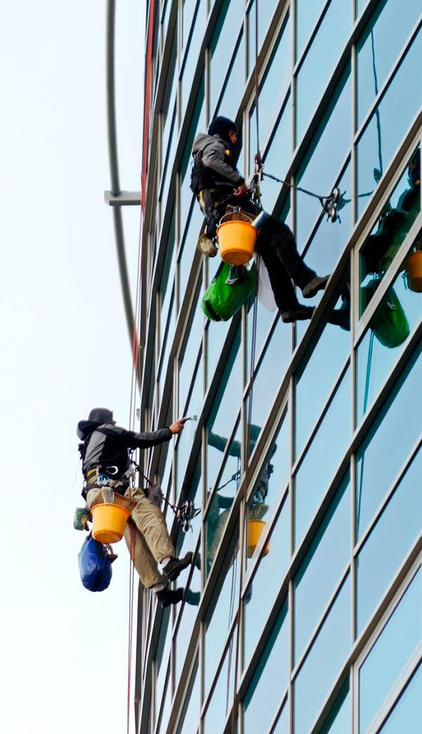 Limpiezas de fachadas en leganes